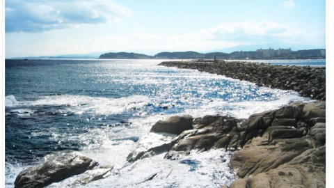 Beautiful East Sea, Korea Sea!