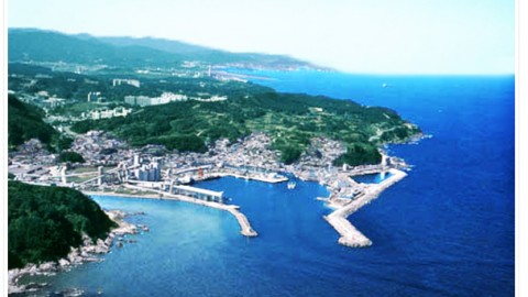 Beautiful East Sea, Samcheok-port!