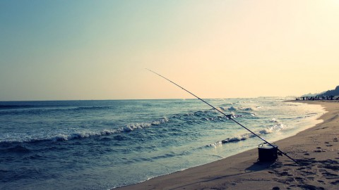 East Sea, Gangwon-do, Mangsang Beach