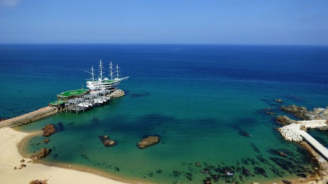East Sea, Gangneung , Jeongdongjin
